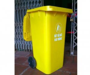 Chuyên phân phối thùng rác công cộng 240 lít