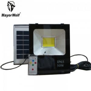 Đèn pha năng lượng mặt trời các loại công suất MayorWolf