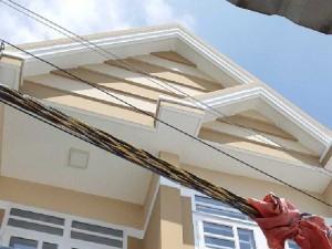 Nhà mới xây 4×16 sổ hồng