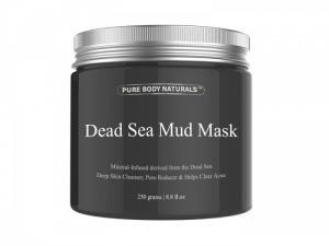 Mặt Nạ Bùn Khoáng Từ Biển Chết 42 grams, (Dead Sea Mud Mask) (Pure Body Naturals)
