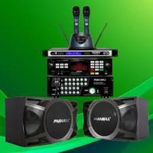Loa karaoke Paramax p1000 New 2018 khuyên mãi...