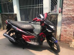 Xe Nouvo LX 135cc BSTP. màu đỏ đen. ngay chủ