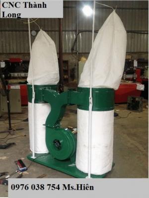 Máy hút bụi công ngiệp 2.2kw , máy cnc đục gỗ