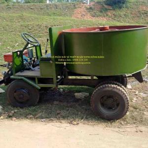 máy trộn bê tông 9 bao xi - 2 cầu phân phối toàn quốc