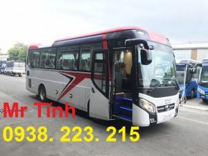 Bán Xe 29 Chỗ Bầu Hơi Tb85S Thaco Meadow Trả Góp 80% Mới 2018 Euro 4