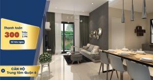 Dự án độc tôn tại quận 6 - Trần Văn Kiểu - Dễ mua - sinh lời cao, căn 2 phòng ngủ.