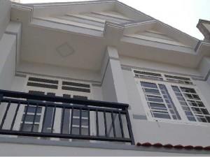 Nhà mới 4,5 ×17 tân kim sổ hồng