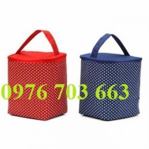 Chuyên may túi giữ nhiệt theo yêu cầu giá rẻ