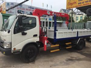 Xe tải Hino WU352L gắn cẩu UNIC 2.3 tấn UR-V233 tại Ô Tô Miền Nam
