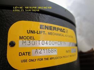 Vít tải ENERPAC , Vít tải cơ khí ENERPAC