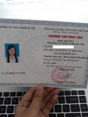Khóa học văn thư - hành chính văn phòng tại Bình Thạnh