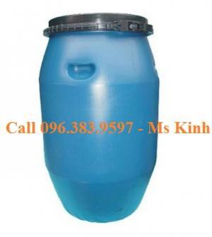 Nơi Bán Thùng Phi Nhựa 120 Lít Thanh Lý Ở Hcm, Thùng Phuy Nhựa 50 Lít Dày Bền