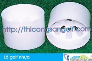 Lỗ golf cho sân golf, sân tập golf mini ngoài trời giá rẻ nhất Hà Nội