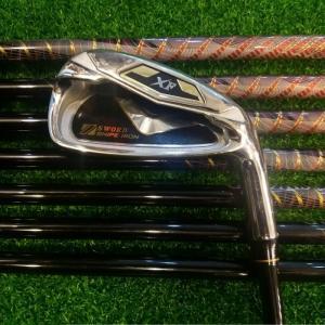 Bộ gậy golf Irons SWORD KATANA cực chất từ Nhật (cũ)