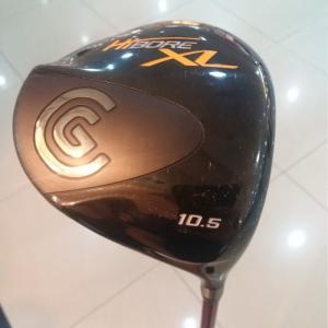 Gậy golf driver Cleveland Hibore XL cũ (Đã bán)