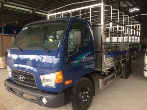 Giá Xe Hyundai 110S 7 Tấn Thùng Mui Bạt , Hyundai Mighty 110S 7 Tấn Trả Góp Đến 90%