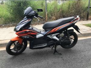 Xe Ari Blade 110cc lên full thái cam đen. máy...