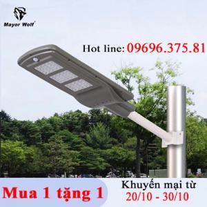 Đèn năng lượng mặt trời - Khuyến mãi mua 1 tặng 1