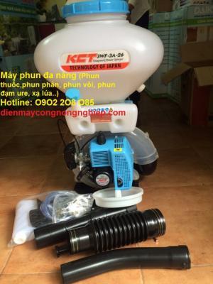 Địa chỉ bán máy phun thuốc trừ sâu vòi voi đa năng KCT-3W giá cực rẻ