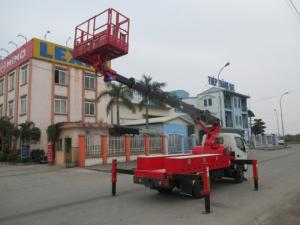 Xe tải gắn cẩu Hino 1.9 tấn XZU650L, gắn cẩu Unic V340 3 tấn, trả trước 80 triệu, giao luôn xe