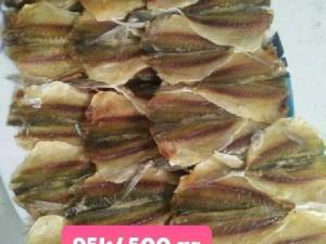 500g Khô cá chỉ vàng nhà làm
