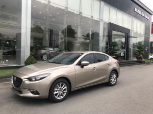 Mazda Bình Dương cần bán Mazda 3 1.5 Sedan màu vàng, trả trước 160tr , hỗ trợ 85%