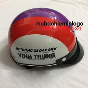 Cần đặt sản xuất mũ bảo hiểm theo yêu cầu tại tphcm