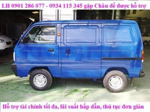 Suzuki Blind Van 2018 - 459kg