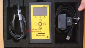 Máy đo điện trở bề mặt SRM 200 của Đức