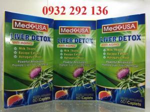 Những thói quen hại gan và liệu pháp thảo dược Liver Detox