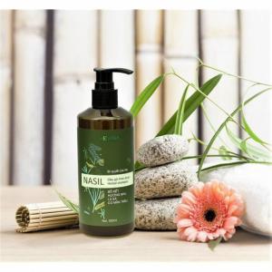 Dầu Gội Thiên Nhiên Thảo Dược Nasil Herbal Shampoo