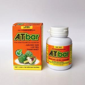 ATbar **Hỗ trợ giải độc gan