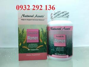 Formula For Women giúp cân bằng nội tiết tố nữ