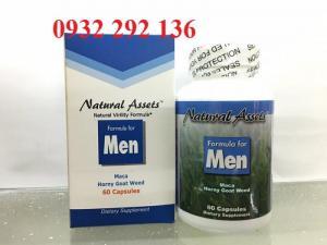 Formula For Men cải thiện sức khỏe sinh lý nam