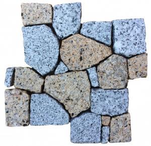 Crazy Stone Pavers - Đá dán lưới