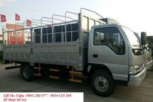 Bán xe tải Jac 4.95 tấn/ 4 tấn 95 / 5 tấn thùng mui bạt / giá cực sốc / chỉ có trong tháng 10
