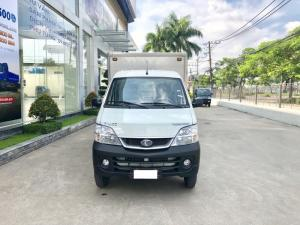 Xe tải 990 kg thaco Towner990 động cơ suzuki máy xăng chạy trong thành phố