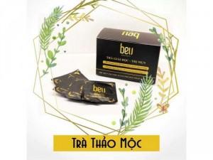 Trà thanh nhiệt, thải độc, thanh lọc cơ thể, cân bằng nội tiết tố - trị mụn BeU - 30goi