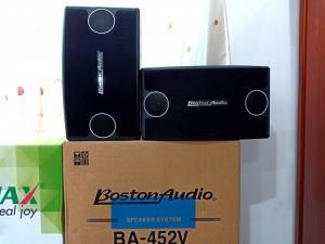 Loa Boston Audio BA-452V chính hãng Hàn Quốc 100%, có bán trả góp