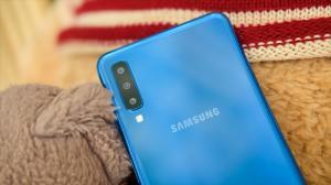 Tablet Plaza Galaxy A7 2018 bán trả góp LS 0%