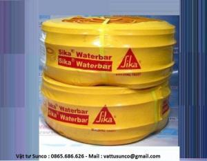 Băng cản nước waterstop PVC