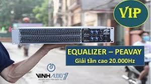 Lọc nhạc Equalizer Peavey PV-231EQ khuyến mãi bộ dây âm thanh