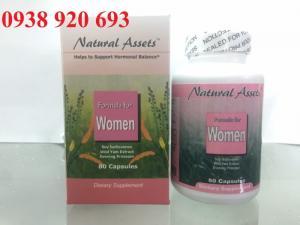 Cơ chế tác dụng Formula For women Giúp tăng cường nội tiết tố ở nữ giới