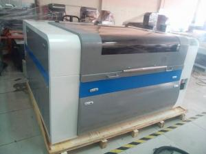Máy laser cắt vải, máy laser 1390, máy cắt khắc mica
