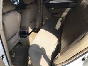 Bán Chevrolet Aveo LT 1.5MT màu trắng số sàn sản xuất 2014 biển Sài Gòn