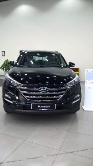 Hyundai Tucson 2018 - Trả Góp - Khuyến mãi lớn tại Hồ Chí Minh