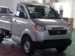 Suzuki 7 tạ màu bạc chỉ với 112tr có xe