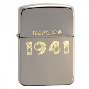 Bật lửa Zippo tái bản 1941 chữ mạ vàng Z224