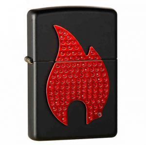 Giới thiệu sản phẩm Bật lửa Bling Zippo Flame
