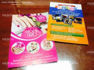 Hải Kim ( 418 Bạch Mai Hà Nội) Thiết kế và in ấn tờ rơi A5 chuyên nghiệp